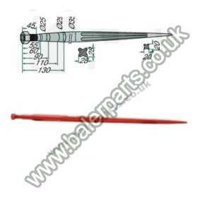 Bale Spike 1400mm Long